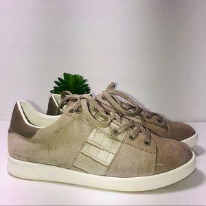Sam Edelman Marquette Beige Sneaker